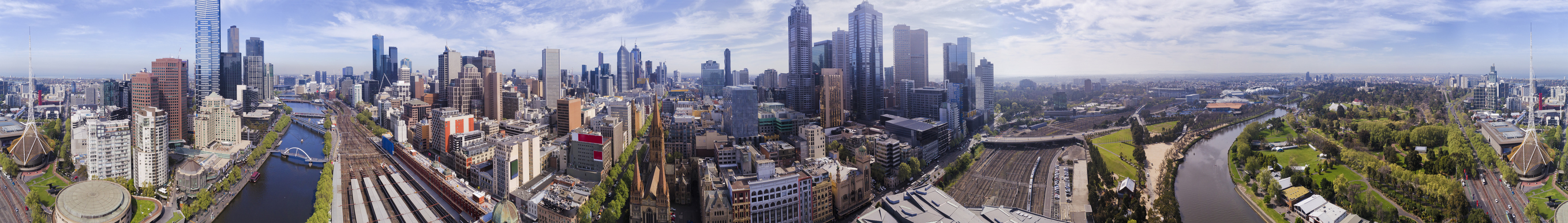 Melbourne panoramic